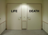 life or death poster