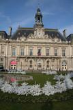 Hôtel de ville de Tours poster