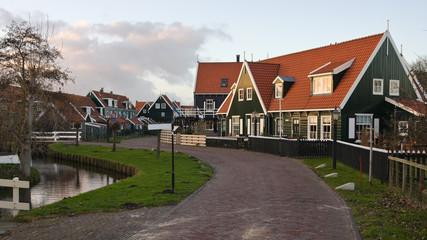 Marken - historical Dutch village