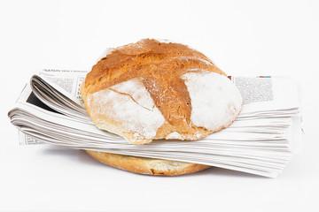 pane e libro