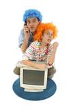 Generation ordinateur poster