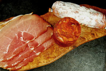 Air dried meats 3