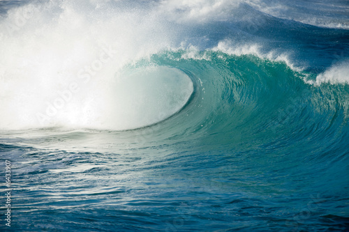 canvas print picture perfect wave