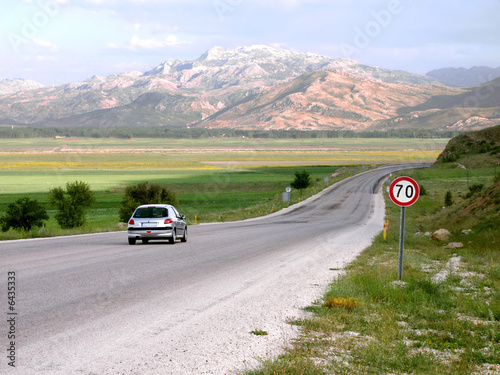 The way through Anatolia