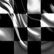 roleta: Checkered flag
