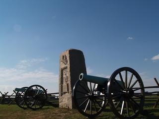 Gettysburg - Bürgerkrieg Kanone
