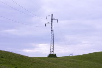 Traliccio energia elettrica