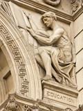 Education sculpture poster