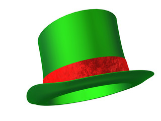 A Saint Patrick's Day hat