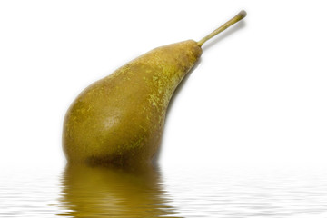 Pear reflection