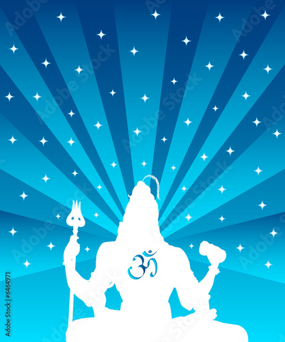 Indian God Shiva