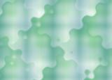 Sea Foam Puzzle Digital Background Image poster