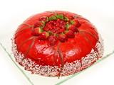 erdbeer mousse torte poster