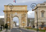 Arc de Triomphe, Montpellier poster