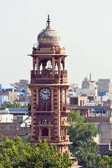 Clock Tower, Jodhpur, Rajasthan.