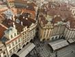 Place de la vieille ville de Prague