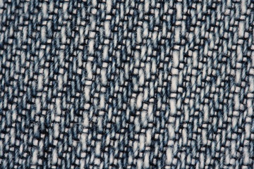 jeans texture extreme close-up