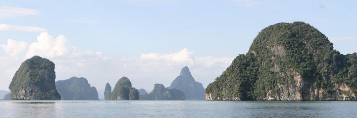 Phang Nga Bay (Thailand)