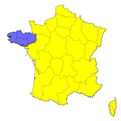 Bretagne et la France