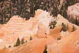 Cedar Breaks National Park in Utah poster