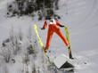 Leinwanddruck Bild - winter extreme sport photo