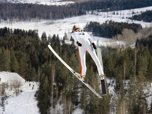 winter extreme sport photo - 6495928