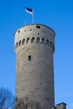 Tower Long German. Tallinn, Estonia poster