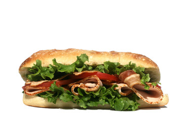 Sandwich - Turkey Bacon Sub