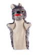 wolf - hand puppet
