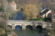 Le pont de Saint-Céneri-le-Gérei (Basse-Normandie)