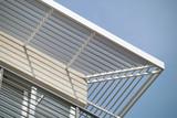 Architektur Detail Dach poster