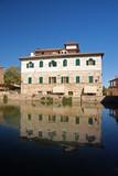 Bagno Vignoni, Tuscany poster