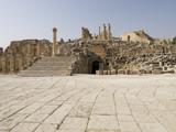 The Forum, Jerash poster