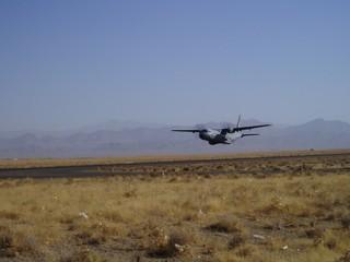 c-295 casa despegando