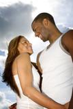 Fototapety Couple in love