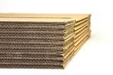 Flatpack Cardboard Boxes I poster