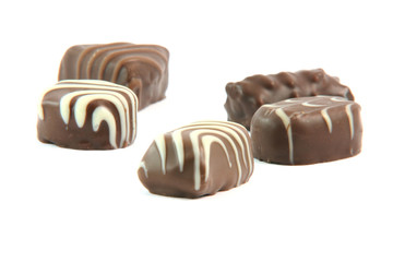chocolates assortment