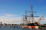 HMS Warrior, the world's first ironclad warship, Portsmouth