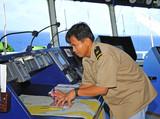Navigation officer  poster