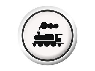 pulsante treno
