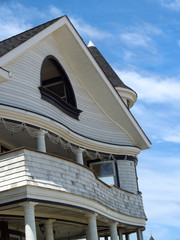 Curvy Victorian Seaside Home, Ocean Grove, NJ