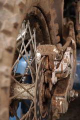 llanta de moto