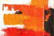 Quadro abstrakter gemalter Hintergund