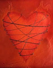 Gefesseltes Herz