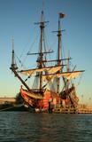 Stará loď - Batavia