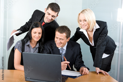business people working1