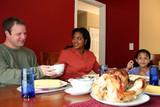 Thanksgiving Family Dinner poster