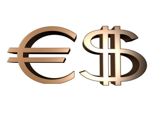 Gold currency pair