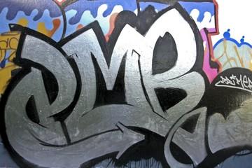 Graffiti in Amsterdam the Netherlands