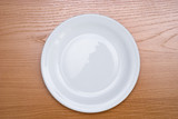 plate on table poster